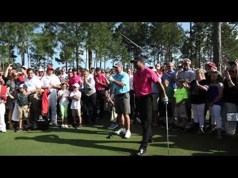Bluejack National Grand Opening -- Tiger Woods