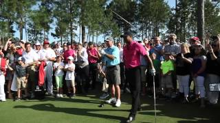 Bluejack National Grand Opening -- Tiger Woods