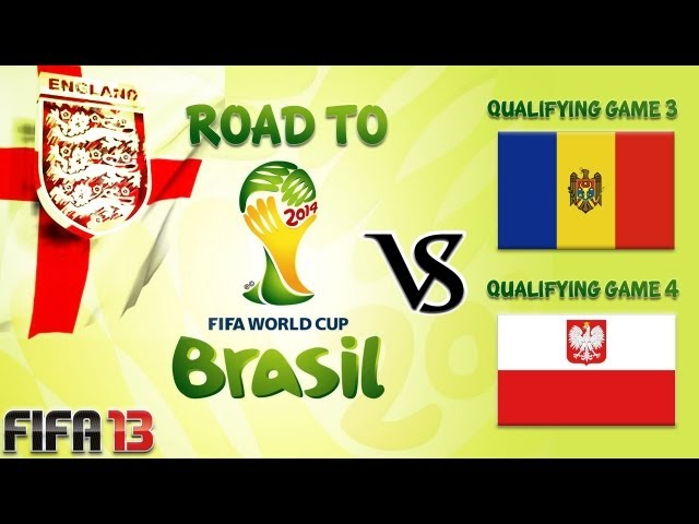 [TTB] FIFA 13 - Road to the World Cup 2014 - Qualifying Match Days 3 and 4 - Not Clicking Today