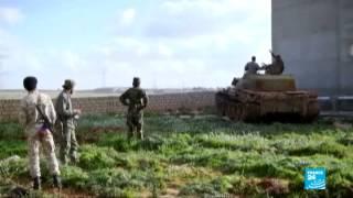 ليبيا : مستقبل على كف عفريت