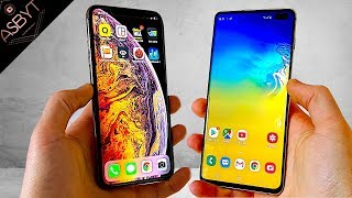 Samsung Galaxy S10 Plus Vs iPhone XS Max Review - This Will SURPRISE You!