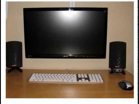 ASUS VS228H-P 22-Inch LCD Monitor Slim & Elegant design