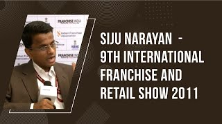 Siju Narayan - 9th International