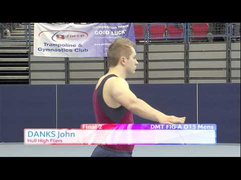 John Danks - 2012 DMT British Championships