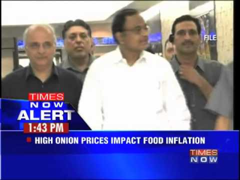 High onion prices impact food inflation