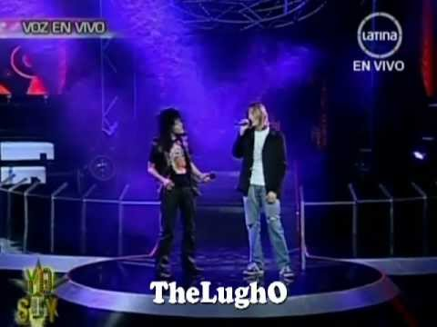 Yo Soy Peru - EL DUELO Kurt Cobain vs Alex Lora [ 08/05/2012 ]