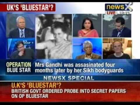 Operation Bluestar: 1984 UK PM's letters with NewsX