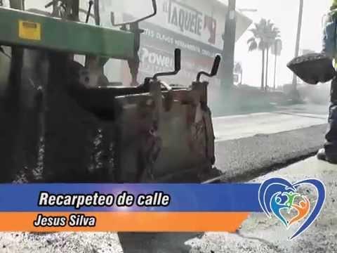 Recarpeteo en Calle Jesús Silva de Zona Centro | Monclova, Coahuila