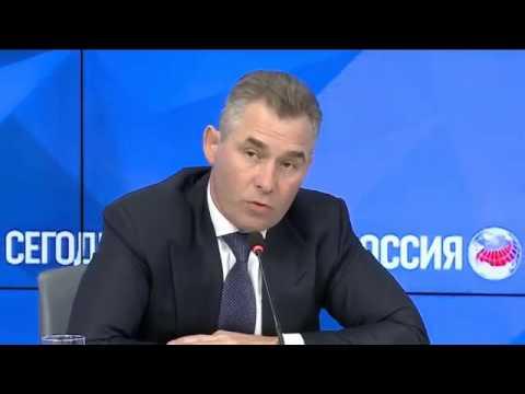 Пресс-конференция  Россия сегодня - П.Астахов