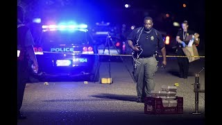 South Carolina shooting: Officials give press conference on Florence Police officers shot