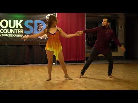 ZESD2018 Marissa & Rinaldo in performance ~ Zouk Soul