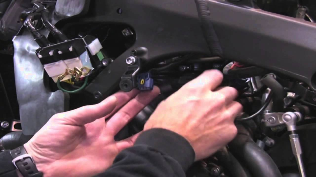 Power Commander 5 And Autotune Install 2007 2011 Honda