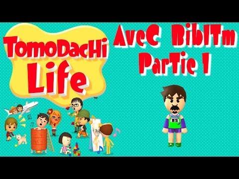 [Chez BibiTm] Tomodachi Life - Bienvenue à BordeLand ! (Partie 1)