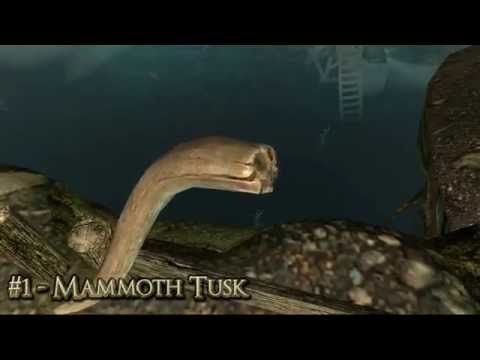 Mammoth Skyrim Tusk Episode 1 Mammoth Tusk