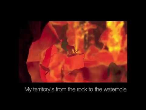 Scar Singing 'Let it Go' (Parody)
