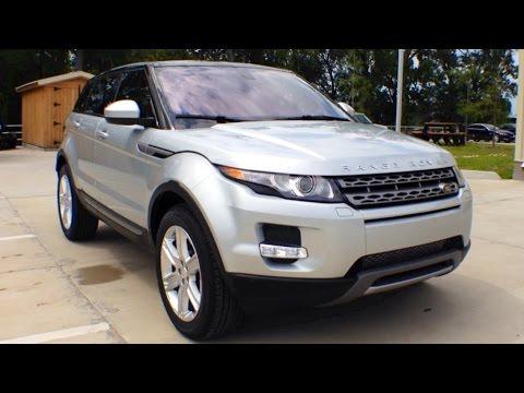 2015 range rover evoque start up exhaust full review youtube. Black Bedroom Furniture Sets. Home Design Ideas