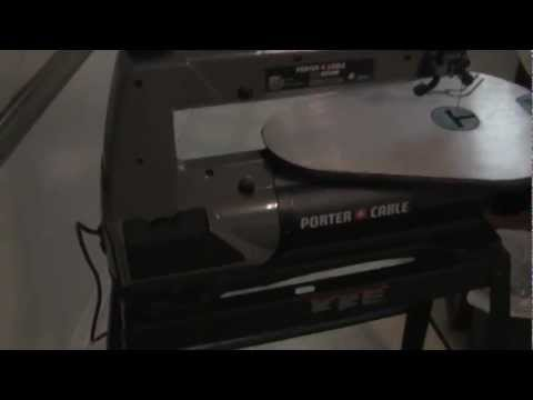 Porter Cable 16 inch Scroll Saw