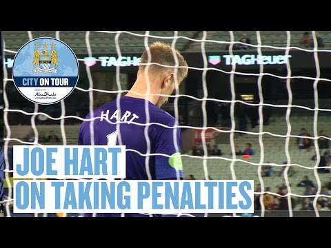 HART ON INCREDIBLE PENALTY | Man City v Roma Interview