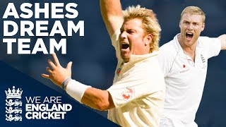Freddie Flintoff vs Shane Warne | Who Will YOU Pick? | Ashes Dream Team