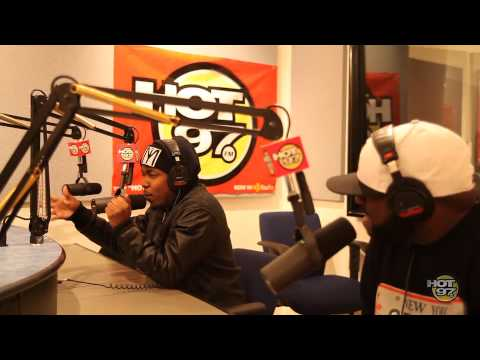 Kendrick Lamar Freestyles With Funkmaster Flex (Part 3)