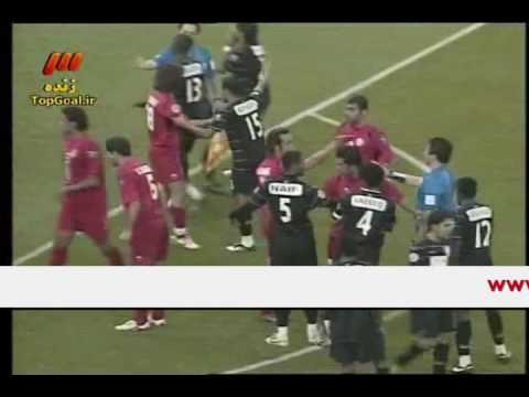 Perspolis's second game in the AFC Championship Games in Group B. - Al Shabab FC vs. Perspolis FC - King Fahd Stadium - Group Stage Games - Riaz, Saudi Arabi...