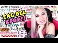 TAG DEL KPOP!!! BAILES MÁS SEXYS Y MUCHO MÁS - Reah Vlog 24