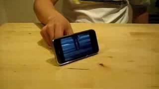 Thumb Como crear un Dock casero para tu iPhone o iPod Touch usando un clip