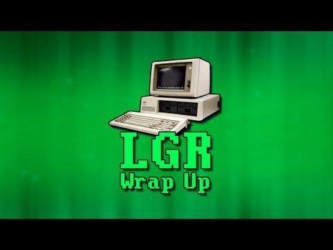 LGR - Wrap Up [March/April 2013]