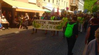Global Marijuana March Freiburg 2016