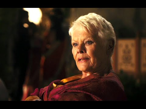 The Second Best Exotic Marigold Hotel Official Trailer (2015) Judi Dench HD