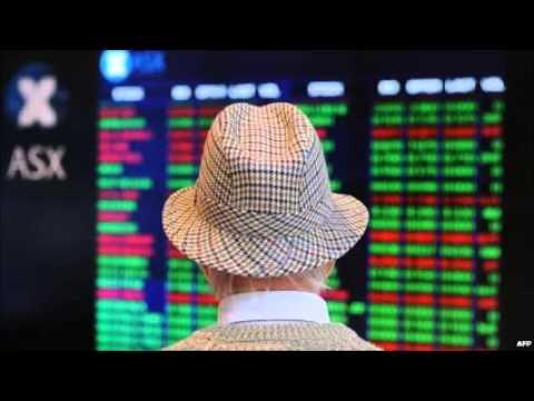 Australian shares lower on new banking regulations
