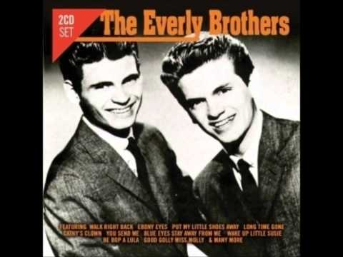 """The Everly Brothers  """"Bye Bye Love"""""""