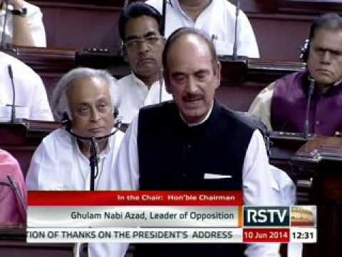 Congress will remain committed for the country: Ghulam Nabi Azad