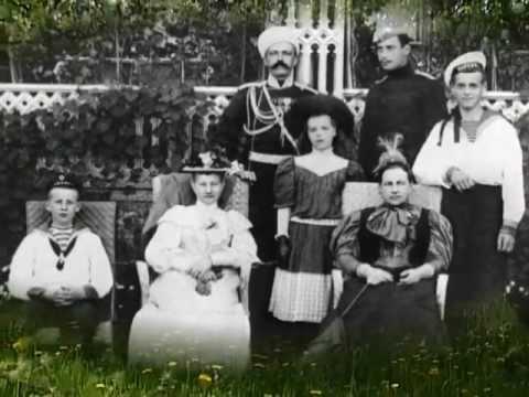 Королева Эллинов Ольга Константиновна - Queen Olga of Hellins (director V.Motsardo)