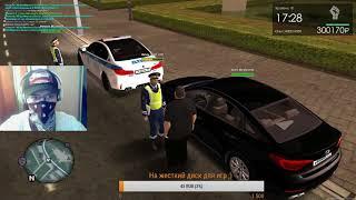 MTA Province Сервер#1 Тест-Драйв  Hyundai sonata