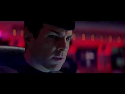 STAR TREK INTO DARKNESS - Character Profile - Spock- UK