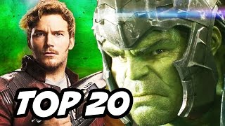 Guardians of The Galaxy 2 ALL Easter Eggs and Marvel References Explained