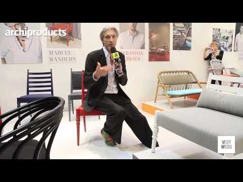 VERY WOOD | Marcel Wanders - iSaloni 2014