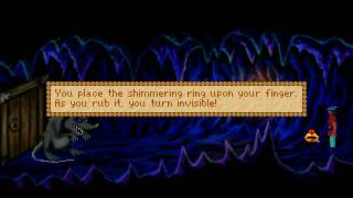 King's Quest I VGA 4.0 - Ways to Lose - Part 2 of 2 (HD)