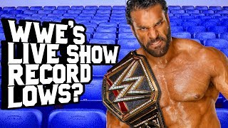download lagu Does Wwe Have An Attendance Problem? Going In Raw gratis