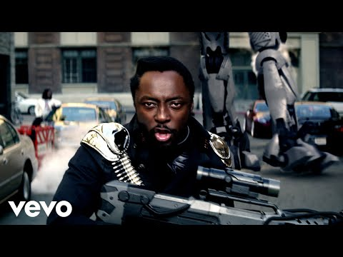 The Black Eyed Peas - Rock That Body Music Videos