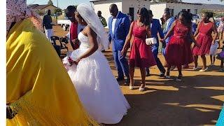 A Sad Wedding in Botswana