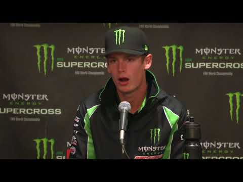 250SX Post Race Press Conference - Glendale - Race Day LIVE 2018