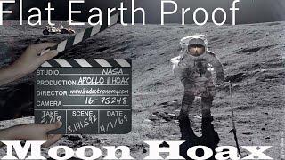 FLAT EARTH Proof: The Moon Landings Were A HOAX!