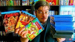 My Blu Ray Collection Update 1/18/14 Blu ray and Dvd Movie Reviews