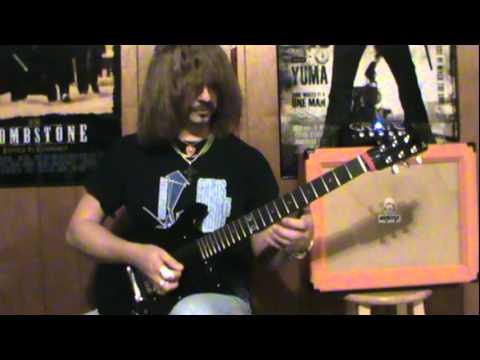 Joe The Shredder - 4 Note Per String Scales
