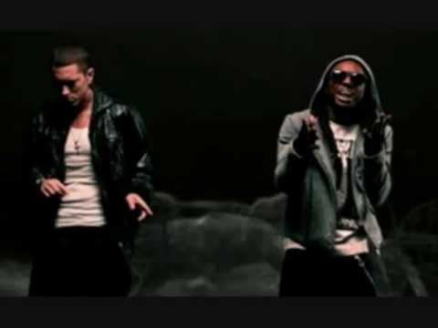 Eminem Feat  Lil Wayne - No Love  (official Hd) video