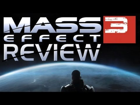 MASS EFFECT 3 REVIEW!