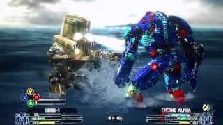 Pacific Rim-Gameplay Modo Historia-Cap 4