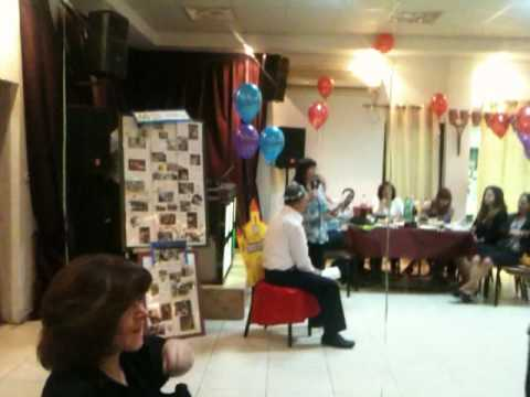 Moshe Hadar 60th Birthday celebration